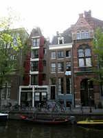 写真4.アムステルダムの風景